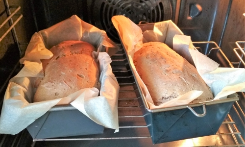 kvaskovy chléb