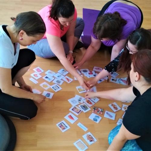 Edukace - společně, hravě a zdravě