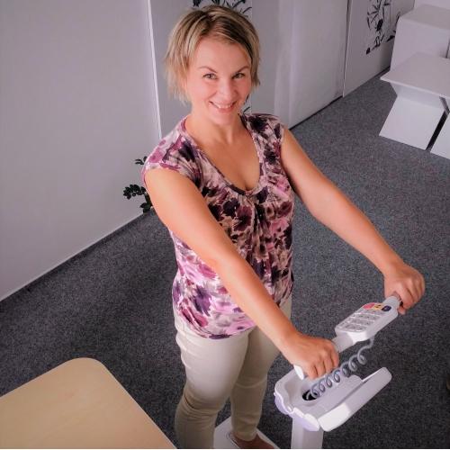 Špičkový přístroj JAWON pro analýzu těla