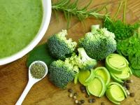 Zelenina má zelenou -