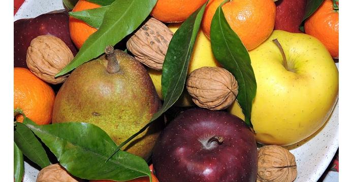 Denně kus ovoce -